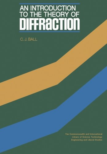 9780080157863: An Introduction to the Theory of Diffraction: The Commonwealth and International Library: Materials Science and Technology (C.I.L.)