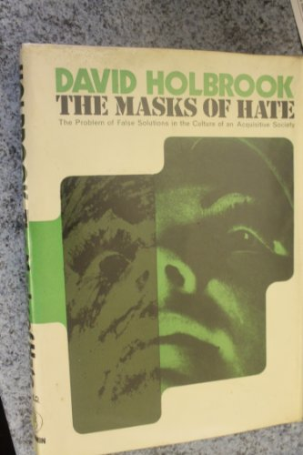 9780080157993: Masks of Hate (The Pergamon English library)
