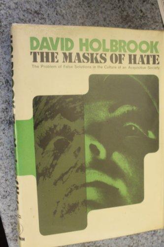 9780080157993: Masks of Hate (The Pergamon English library)