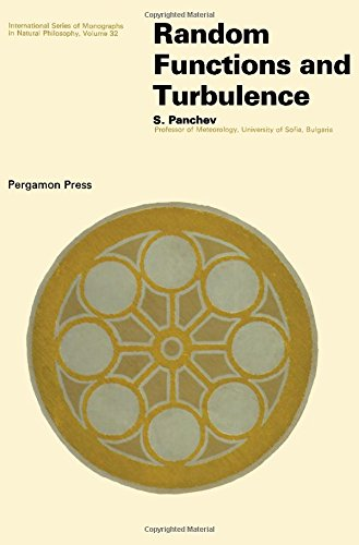 9780080158266: Random Functions and Turbulence (International Series of Monographs in Natural Philosophy)