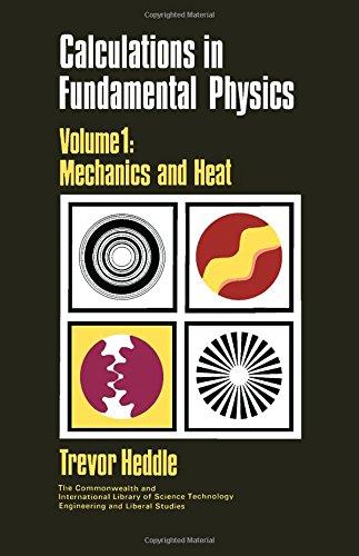 9780080158297: Calculations in Fundamental Physics: v. 1 (C.I.L.)