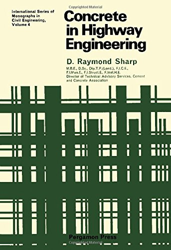 9780080158457: Concrete in Highway Engineering (Civil Engineering Monographs)