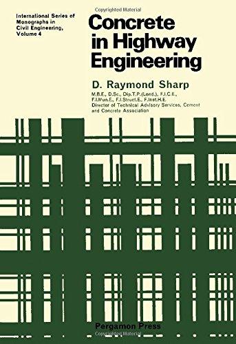 9780080158457: Concrete in Highway Engineering (Civil Engineering Monographs)