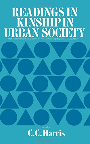 9780080160399: Readings In Kinship In Urban Society