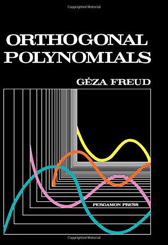 9780080160474: Orthogonal Polynomials