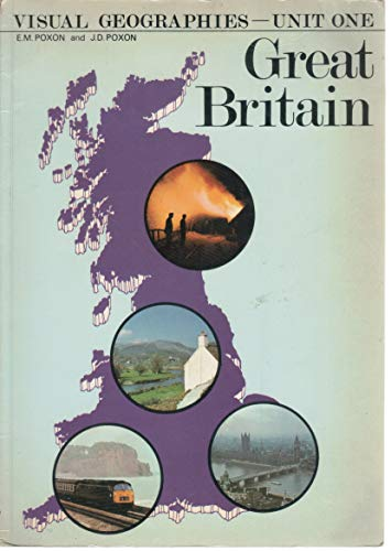 9780080160955: Visual Geographies: Great Britain Unit 1