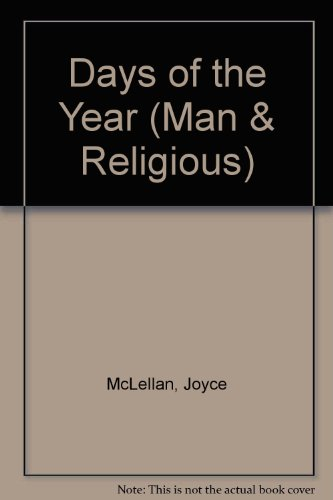9780080162782: Days of the Year (Man & Religious)