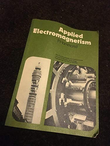9780080163826: Applied Electromagnetism (Applied Electricity & Electronics)