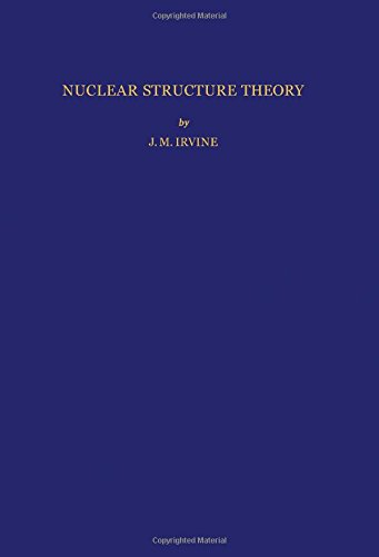 9780080164014: Nuclear structure theory, (International series of monographs in natural philosophy)