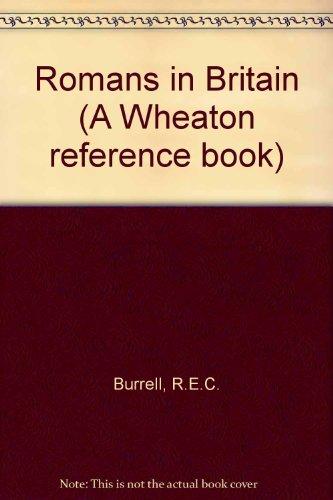 9780080164182: Romans in Britain (A Wheaton reference book)