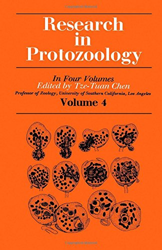 9780080164373: Research in Protozoology (v. 4)