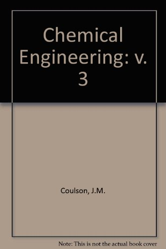 9780080164380: Chemical Engineering: v. 3