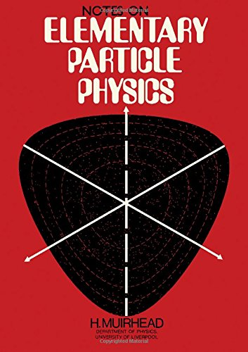 9780080165509: Notes on Elementary Particle Physics
