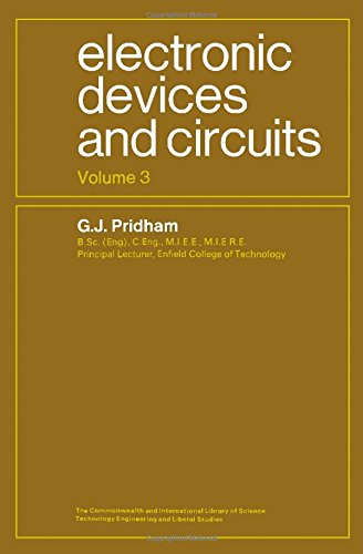 9780080166261: Electronic Devices and Circuits: v. 3 (C.I.L.)