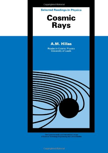 9780080167244: Cosmic Rays (Selected Readings in Physics)