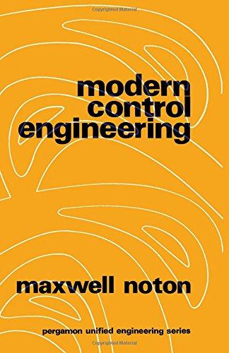 9780080168203: Modern Control Engineering (Unified Engineering)