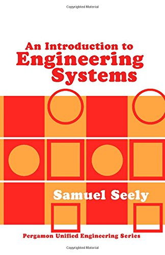 9780080168210: An introduction to engineering systems (Pergamon unified engineering series, PUES-9)