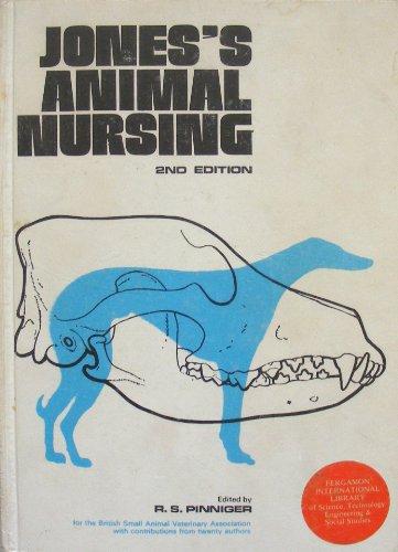 9780080168395: Jones's Animal Nursing