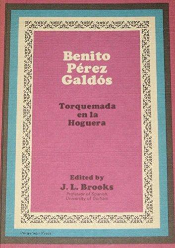 9780080169187: Torquemada en la Hoguera (Pergamon Oxford Spanish)