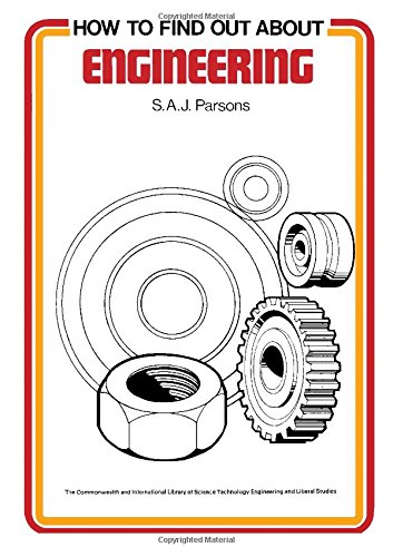 How to Find Out About Engineering (C.I.L.): S.A.J. Parsons