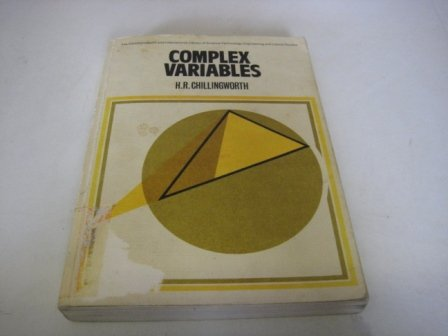 9780080169385: Complex Variables (The Commonwealth and international library)