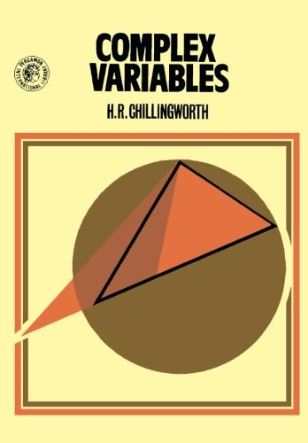 9780080169392: Complex Variables: Pergamon International Library of Science, Technology, Engineering and Social Studies (The Commonwealth and international library)