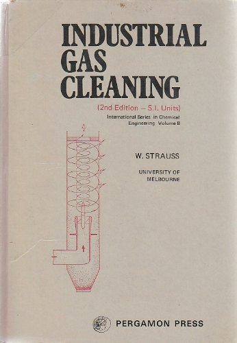 9780080170046: Industrial Gas Cleaning (Chemical Engineering Monographs)