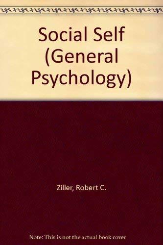 9780080170305: Social Self (General Psychology)