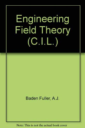 9780080170336: Engineering Field Theory (C.I.L.)