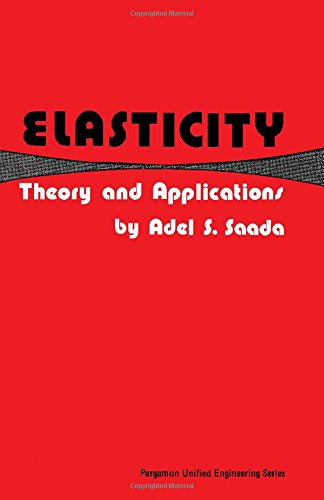 9780080170534: Elasticity: Theory and Applications (Unified Engineering)