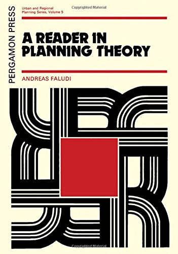 9780080170664: Reader in Planning Theory (Urban and regional planning series)