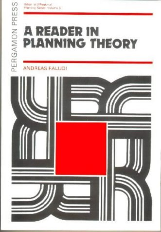 9780080170671: A Reader in Planning Theory