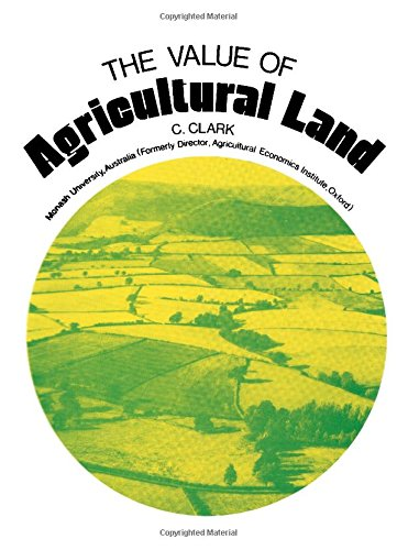 9780080170701: Value of Agricultural Land