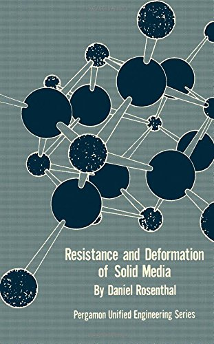 9780080171005: Resistance and Deformation of Solid Media (Unified Engineering)
