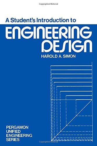9780080171036: Student's Guide to Engineering Design (Unified Engineering)