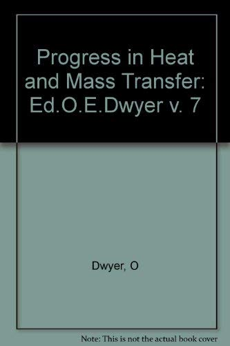 9780080171265: Progress in heat and mass transfer, Vol. 7: Heat transfer in liquid metals