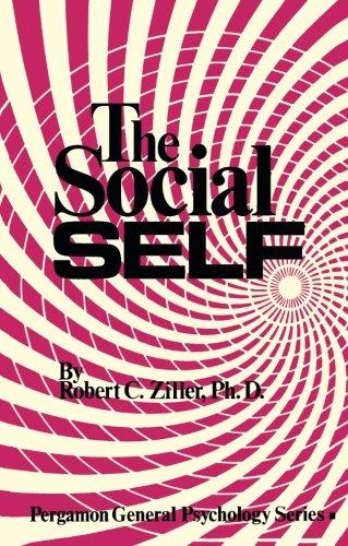9780080172507: The Social Self (Pergamon General Psychology Series, Vol. 18)