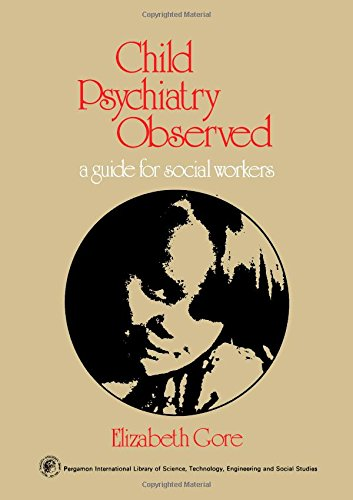 9780080172774: Child Psychiatry Observed (Pergamon international library)