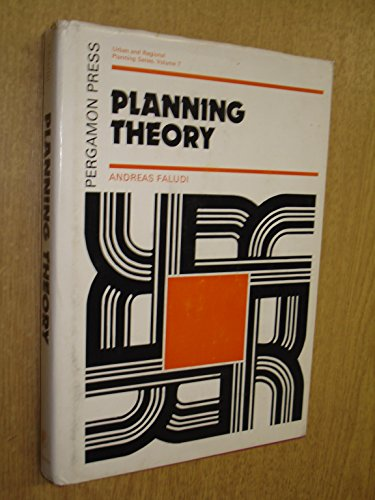 9780080177410: Planning Theory (Urban and regional planning series)