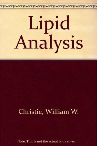 9780080177533: Lipid Analysis