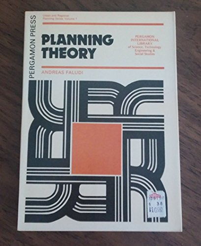 9780080177564: Planning Theory (Progress in Planning,)
