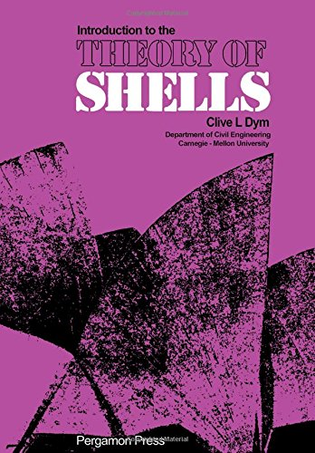 9780080177847: Introduction to the Theory of Shells (Structures and solid body mechanics)