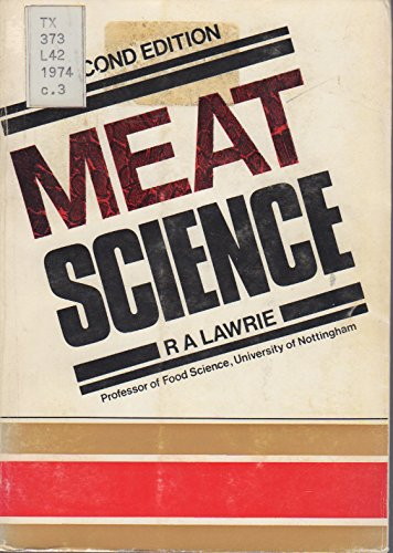 9780080178110: Meat Science (The Commonwealth and international library. Food science and technology)