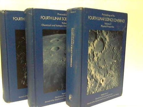 9780080179094: Proceedings of the Fourth Lunar Science Conference -- Volume 3 (Volume 3)
