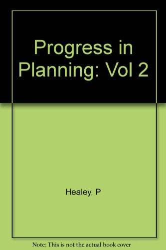 9780080179445: Planning and change: An evaluation of some attempts at introducing urban planning into Latin America, and a discussion of the relevance and potential ... change (Progress in planning) (Vol 2)