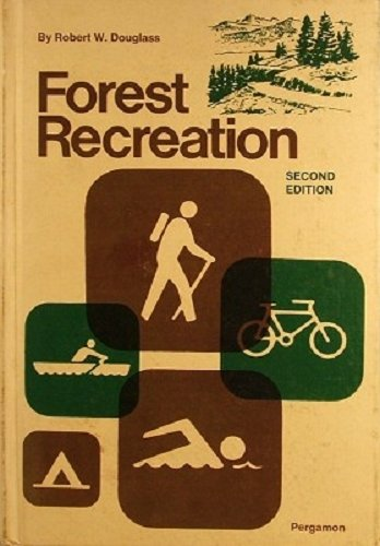 9780080180083: Forest Recreation (Pergamon international library)