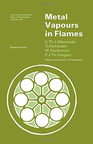 9780080180618: Metal Vapours in Flames (International series in natural philosophy)