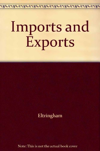 9780080181240: Imports and Exports