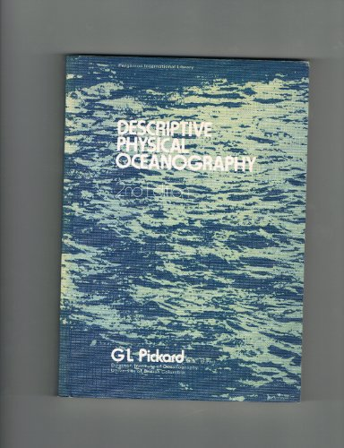 9780080181585: Descriptive Physical Oceanography: An Introduction (Pergamon international library of science, technology, engineering, and social studies)
