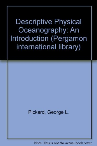 9780080181592: Descriptive Physical Oceanography: An Introduction (Pergamon international library)